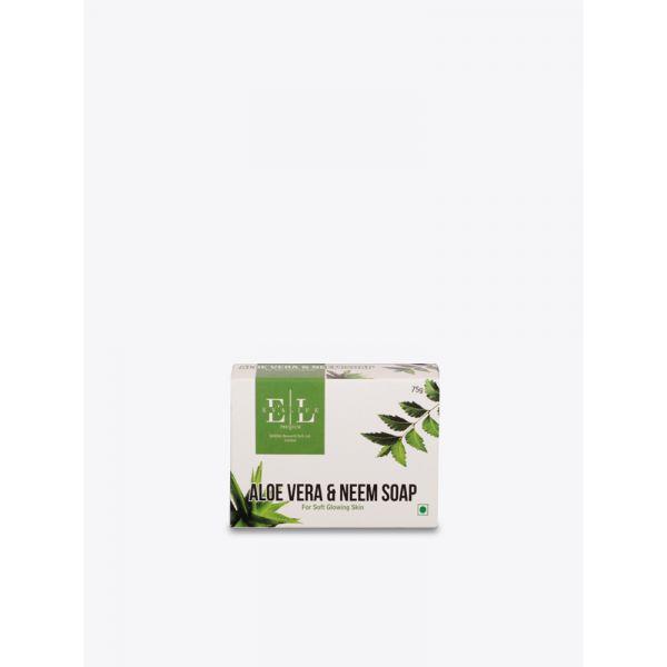 Premium Neem and Aloe Vera Soap