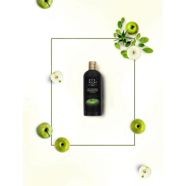 Natural Apple Cider Vinegar Shampoo