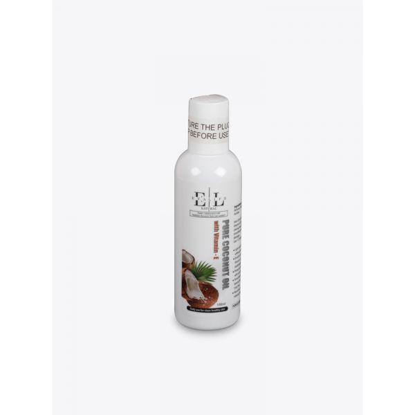 Natural Pure Coconut Oil with Vitamin E