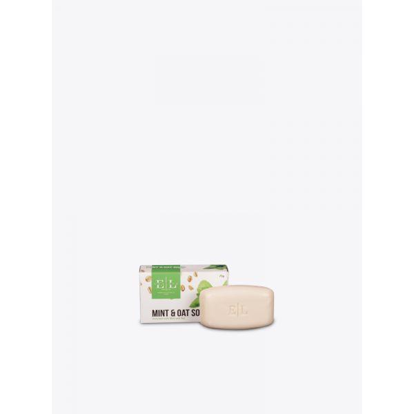 Premium Mint and Oat Soap