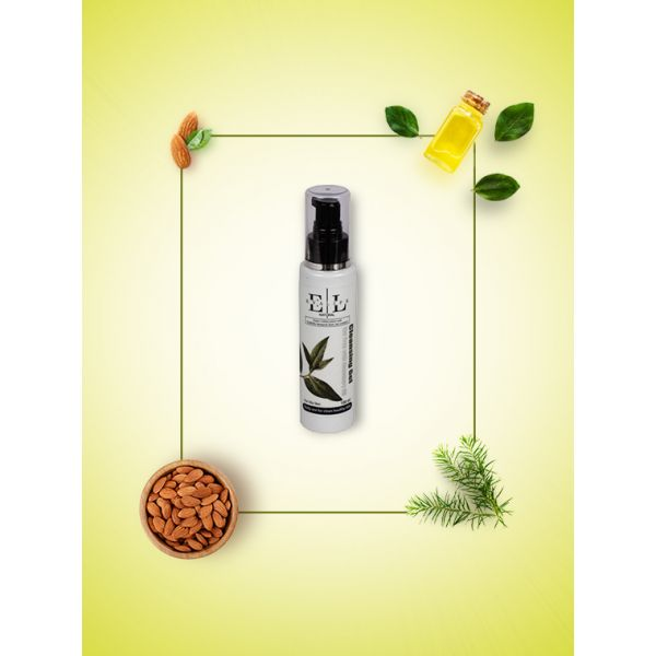 Natural Cleansing Gel Tea Tree with Rosemary Oil