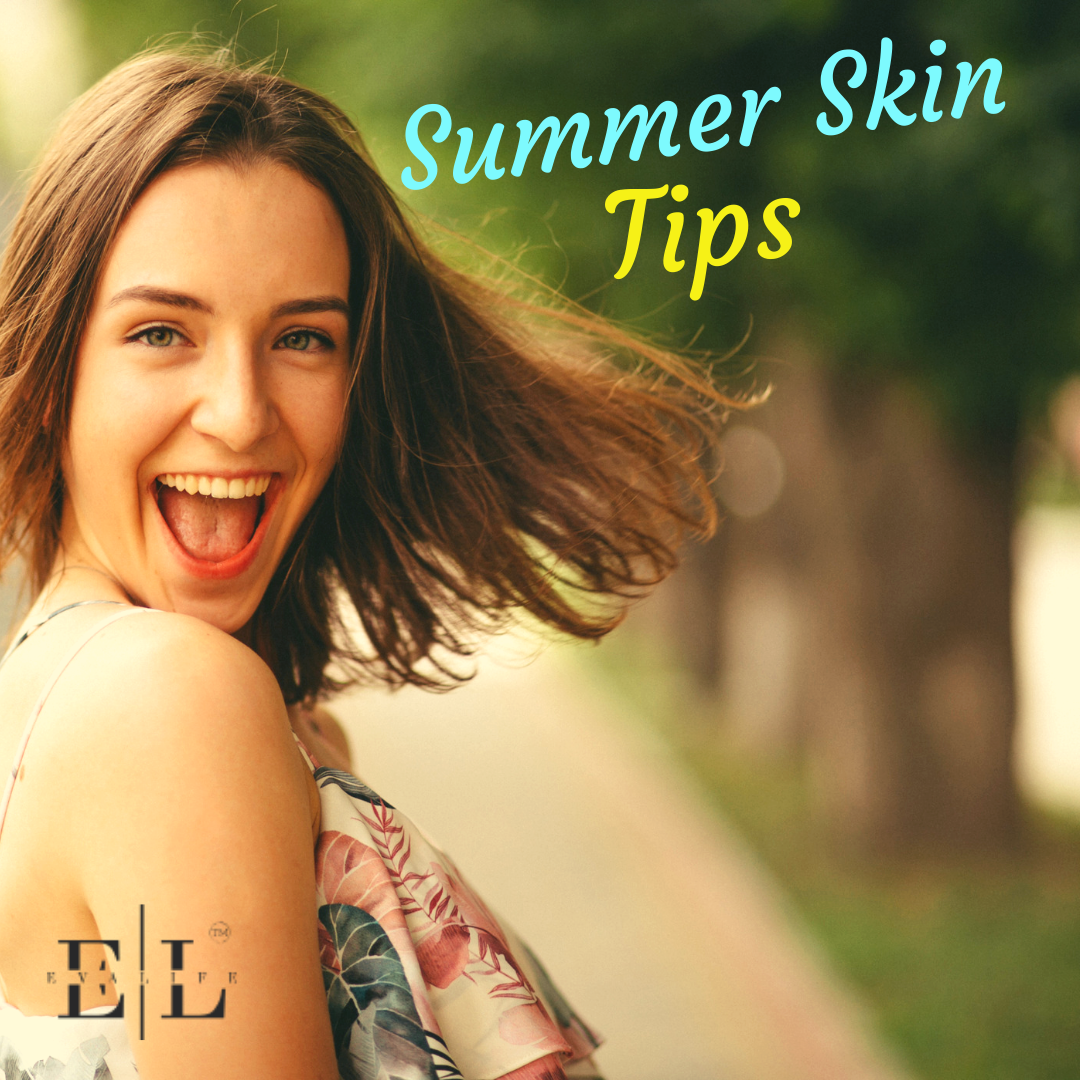 10 skin tips for this summer